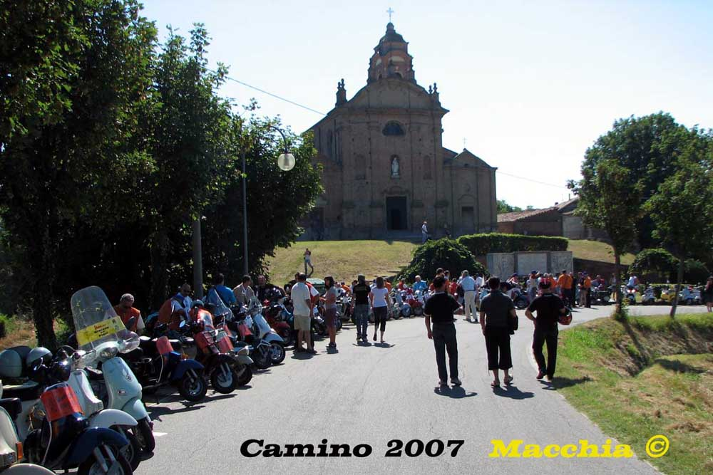 01/06 - 2° Raduno Nazionale a Camino Monferrato (foto Mario Cot)