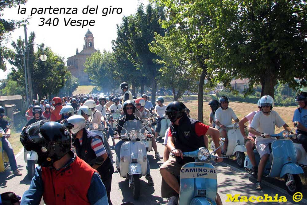 03/06 - 2° Raduno Nazionale a Camino Monferrato (foto Mario Cot)